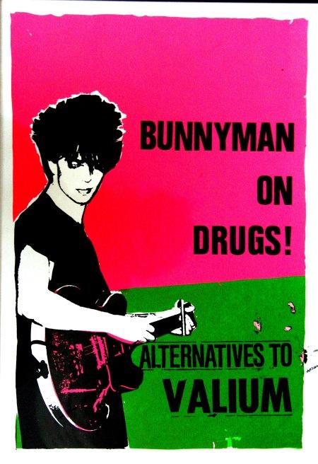 Bunnyman On Drugs